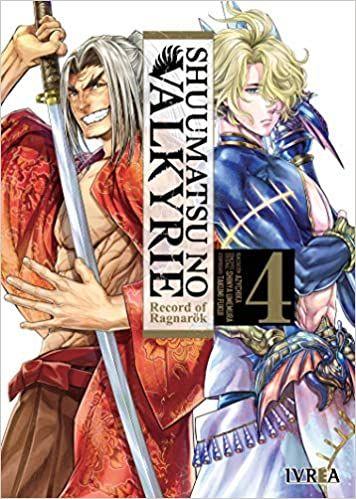 SHUUMATSU NO VALKYRIE RECORD OF RAGNAROK 04