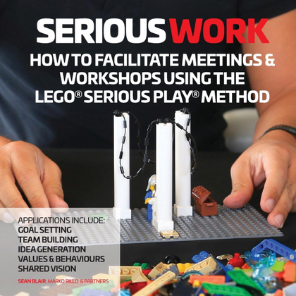 HOW TO FACILITATE MEETINGS & WORKSHOPS USING THE LEGO SERIOUS PLAY METHOD.