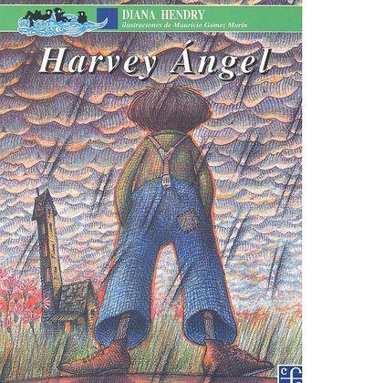 Harvey Ángel