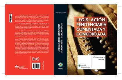 LEGISLACIÓN PENITENCIARIA COMENTADA Y CONCORDADA
