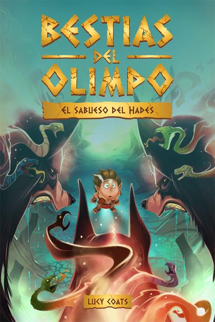 BESTIAS DEL OLIMPO 2. EL SABUESO DEL HADES.