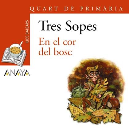 BLISTER, ´EN EL COR DEL BOSC´, 4 EDUCACIÓN PRIMARIA (BALEARES)