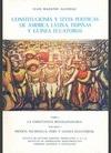 CONSTITUCIONES Y LEYES POLÍTICAS DE AMÉRICA LATINA, FILIPINAS Y GUINEA ECUATORIA.