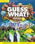 GUESS WHAT SPECIAL EDITION FOR SPAIN LEVEL 5 PUPIL´S BOOK.