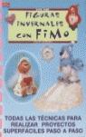 FIGURAS INVERNALES CON FIMO