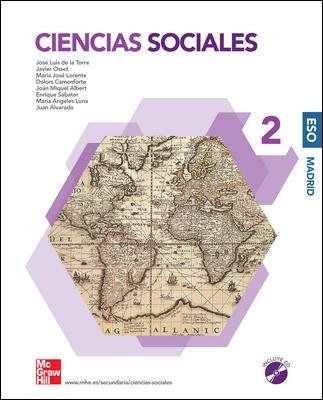 CIENCIAS SOCIALES, 2 ESO (MADRID)