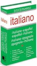 DICCIONARIO ITALIANO-ESPAÑOL, ESPAÑOL-ITALIANO/ITALIANO-SPAGNOLO, SPAGNOLO-ITALIANO