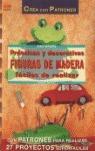 PRÁCTICAS Y DECORATIVAS FIGURAS DE MADERA FÁCILES DE REALIZAR