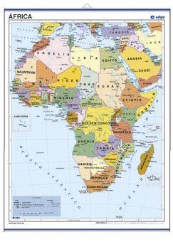MINI-MURAL ÁFRICA, POLÍTICO