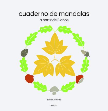 CUADERNO DE MANDALAS