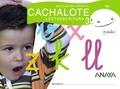 CACHALOTE, LECTOESCRITURA, EDUCACIÓN INFANTIL, 5 AÑOS. CUADERNO 3 (PAUTA)