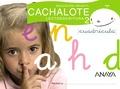 CACHALOTE, LECTOESCRITURA, EDUCACIÓN INFANTIL, 4 AÑOS. CUADERNO 2 (CUADRÍCULA)