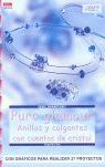 PURO GLAMOUR: ANILLOS Y COLGANTES CON CUENTAS DE CRISTAL