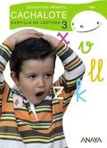CACHALOTE, CARTILLA DE LECTURA, 3 EDUCACIÓN INFANTIL, 4 AÑOS