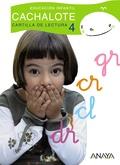 CACHALOTE, CARTILLA DE LECTURA, 4 EDUCACIÓN INFANTIL, 5 AÑOS