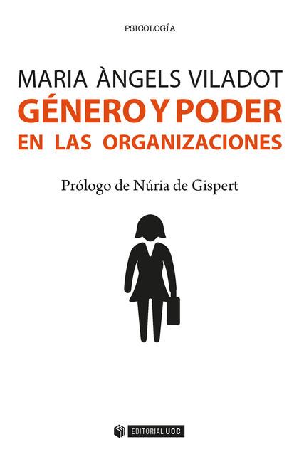 GENRO Y PODER EN LAS ORGANIZACIONES
