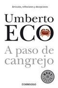 A PASO DE CANGREJO: ARTÍCULOS, REFLEXIONES Y DECEPCIONES, 2000-2006
