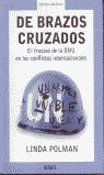 DE BRAZOS CRUZADOS