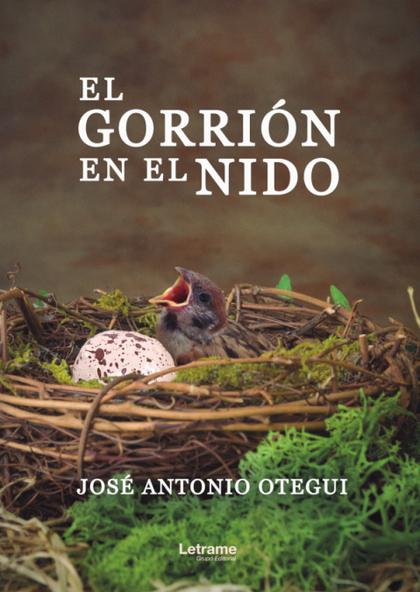 EL GORRIÓN EN EL NIDO.