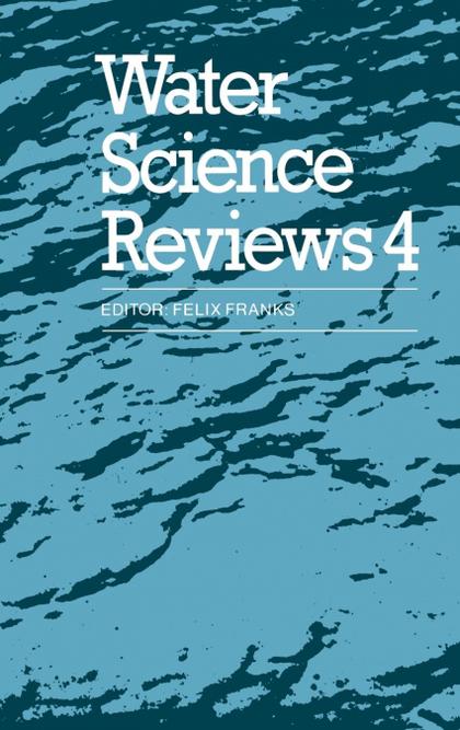 WATER SCIENCE REVIEWS 4