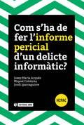 COM S´HA DE FER L´INFORME PERICIAL D´UN DELICTE INFORMÀTIC?.