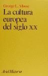 LA CULTURA EUROPEA DEL SIGLO XX