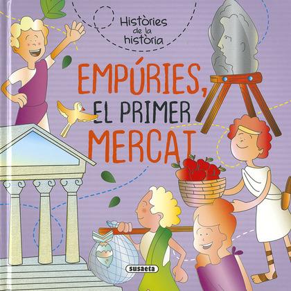 EMPÚRIES, EL PRIMER MERCAT.