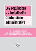 LEY REGULADORA DE LA JURISDICCIÓN CONTENCIOSO-ADMINISTRATIVA.