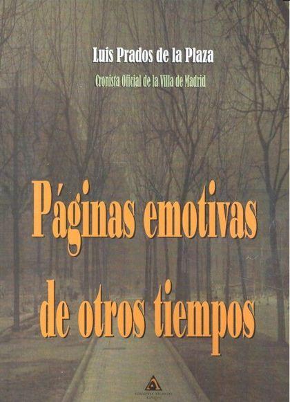 PAGINAS EMOTIVAS DE OTROS TIEMPOS