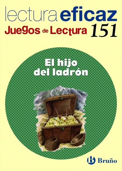 EL HIJO DEL LADRÓN JUEGO DE LECTURA.