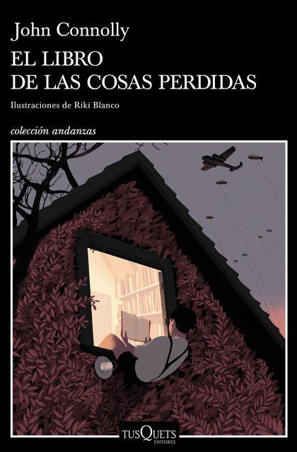 EL LIBRO DE LAS COSAS PERDIDAS.