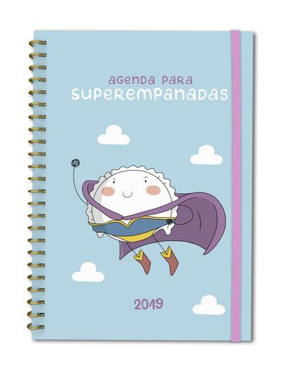 AGENDA ANUAL SEMANA/VISTA CROQUETA Y EMPANADILLA 2019.