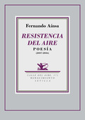 RESISTENCIA DEL AIRE. POESÍA (2007-2016)
