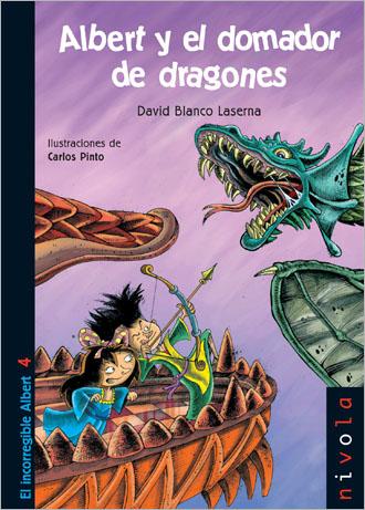 ALBERT Y EL DOMADOR DE DRAGONES