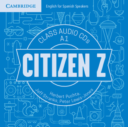 CITIZEN Z A1 CLASS AUDIO CDS (4).