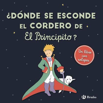 ¿DÓNDE SE ESCONDE EL CORDERO DE EL PRINCIPITO?.