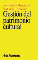 GESTIÓN DEL PATRIMONIO CULTURAL