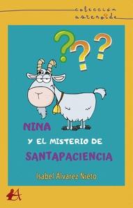 NINA Y EL MISTERIO DE SANTAPACIENCIA