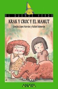 KRAK Y CROC Y EL MAMUT