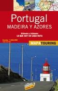MAPA DE CARRETERAS, PORTUGAL E 1:340.000