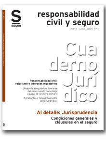 CONDICIONES GENERALES Y CLÁUSULAS EN EL SEGURO