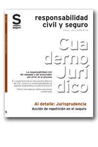 ACCIÓN DE REPETICIÓN EN EL SEGURO