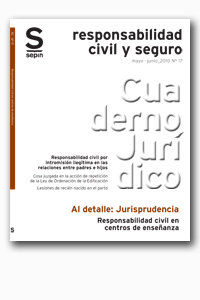RESPONSABILIDAD CIVIL EN CENTROS DE ENSEÑANZA