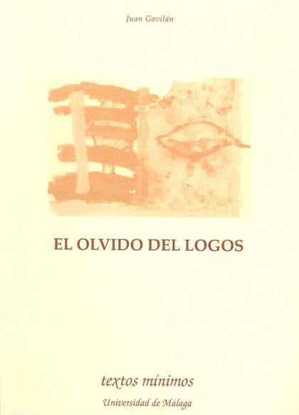 OLVIDO DEL LOGOS
