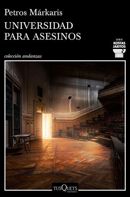 UNIVERSIDAD PARA ASESINOS.