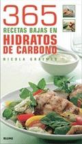 365 RECETAS BAJAS EN HIDRATOS DE CARBONO