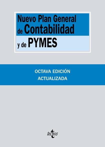 NUEVO PLAN GENERAL DE CONTABILIDAD Y DE PYMES                                   REALES DECRETOS