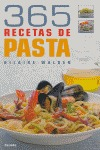 365 RECETAS DE PASTA