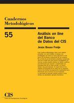 ANÁLISIS ON LINE DEL BANCO DE DATOS DEL CIS (E-BOOK).