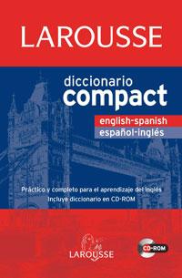 DICCIONARIO COMPACT ENGLISH-SPANISH, ESPAÑOL-INGLÉS